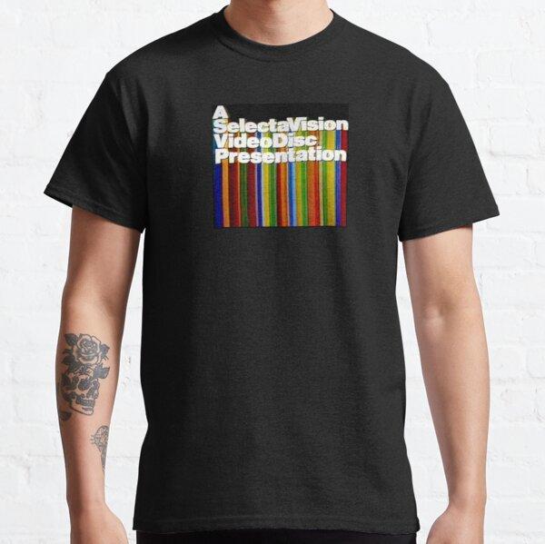 A SelectaVision VideoDisc Presentation Classic T-Shirt