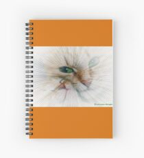 FOCUS ON THE MAIN THING Spiral Notebook