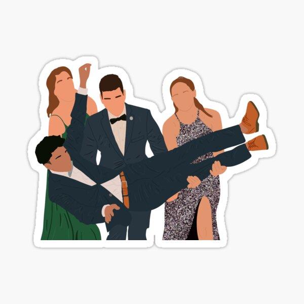 Custom Sticker for Sarah Sticker