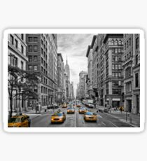 URBAN MANHATTAN 5th Avenue Sticker