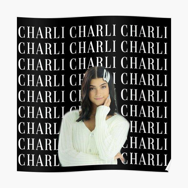 Charli D'amelio  Poster