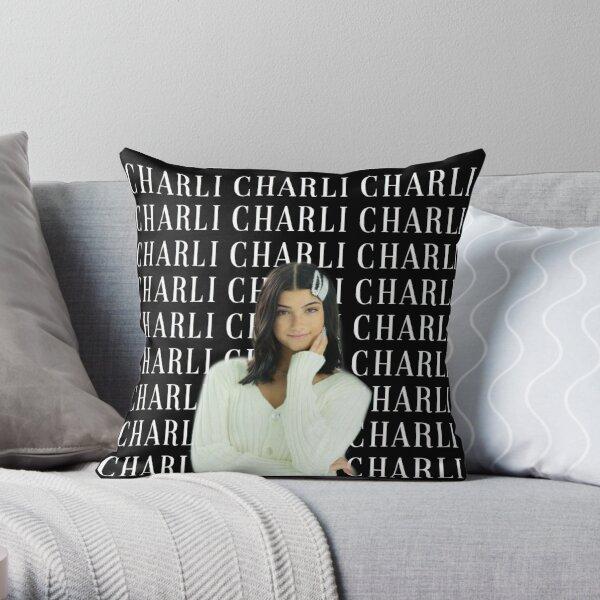 Charli D'amelio  Throw Pillow