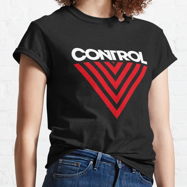 Federal Bureau of Control | Control Game Logo | Distressed Logo ClassicT-Shirt Classic T-Shirt