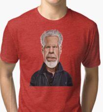 Celebrity Sunday - Ron Perlman Tri-blend T-Shirt