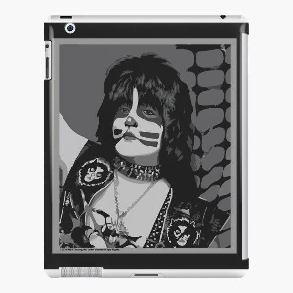 Catman von Kiss Band Porträt iPad – Leichte Hülle