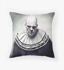 Puddles Pity Party Throw Pillow