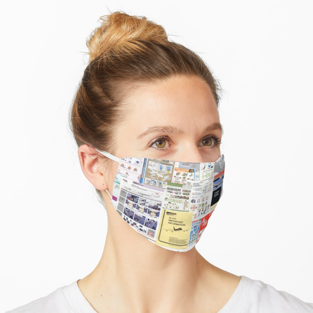 For Your Safety 2020 Mask