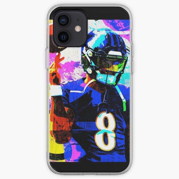 handdrawn Lamar iPhone Soft Case
