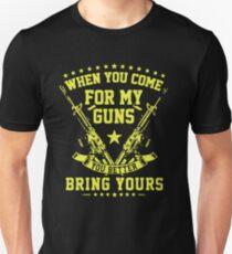 Love Your Guns Unisex T-Shirt
