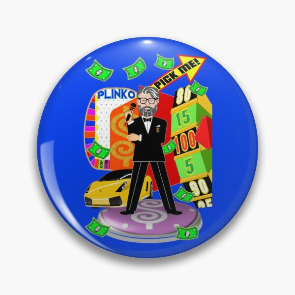 TV Game Show - TPIR (The Price Is...) 2020 Pin