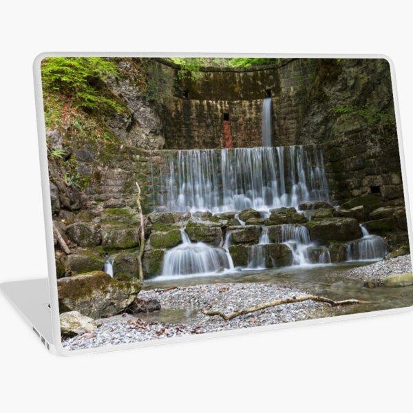 Waterfall on the Emmebach Laptop Skin