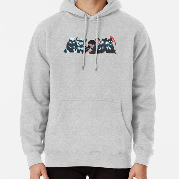 Sung Jin Woo and his Shadows Pullover Hoodie