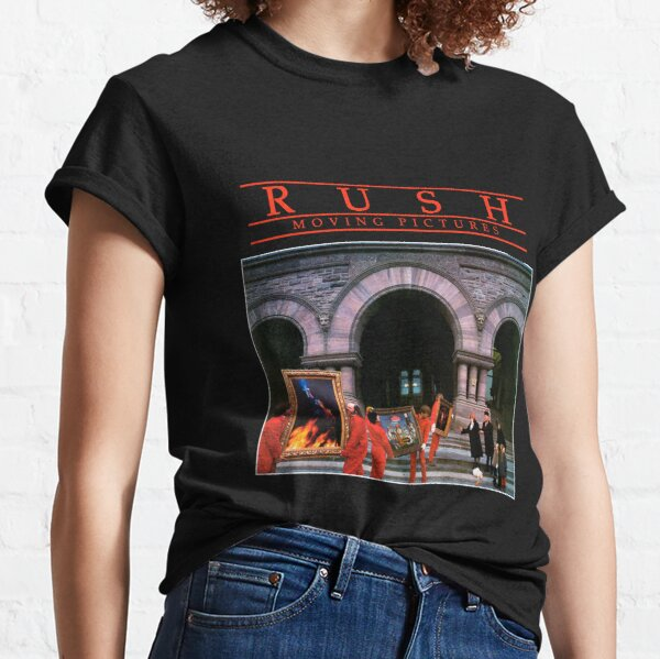 Moving Pictures - Rush Classic T-Shirt