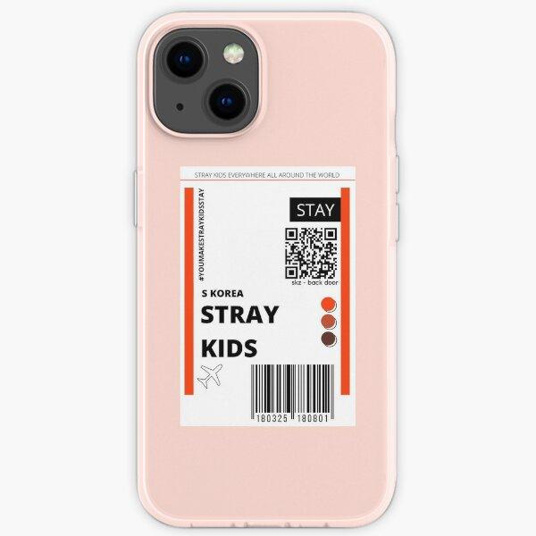Streunende Kindertickets Hintertür iPhone Flexible Hülle