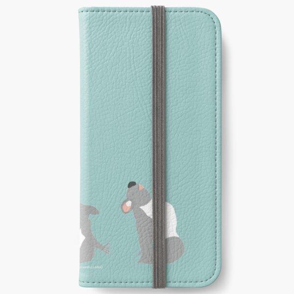 Yoga Koala Bear iPhone Wallet