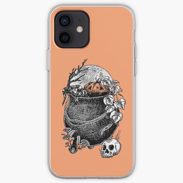 Hallowe'en Cauldron iPhone Soft Case