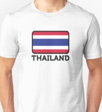 National flag of Thailand T-Shirt