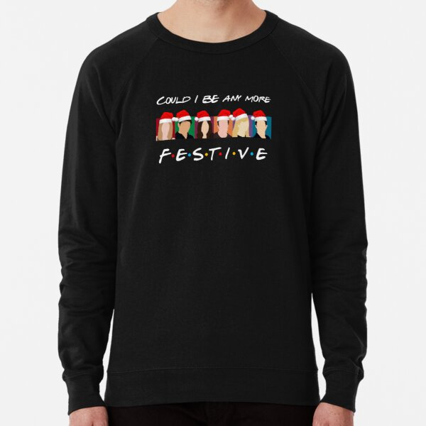 Could I BE any more festive?! Lightweight Sweatshirt