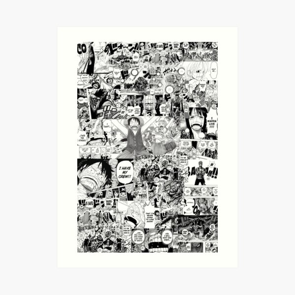 Affiche One Piece V2 Impression artistique