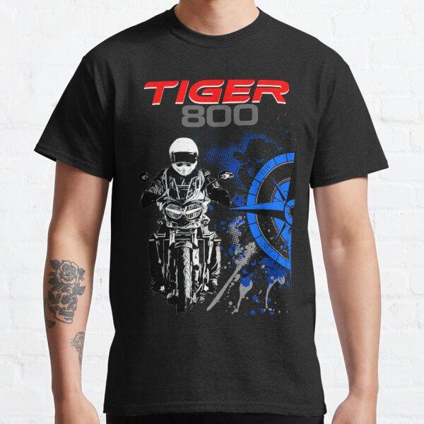 Triumph Tiger 800 T-shirt classique