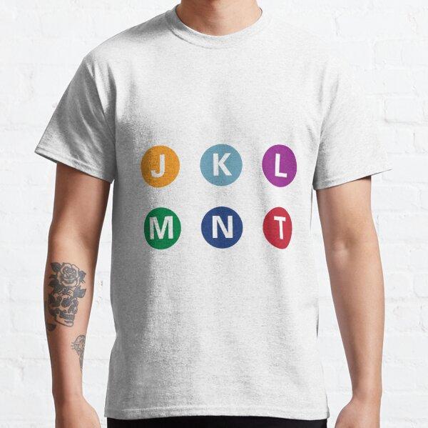 San Francisco Muni Symbols Classic T-Shirt