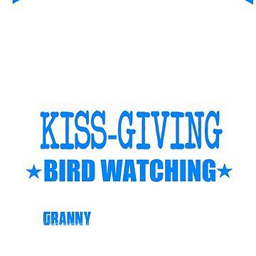 BIRD WATCHING by giftforfriend