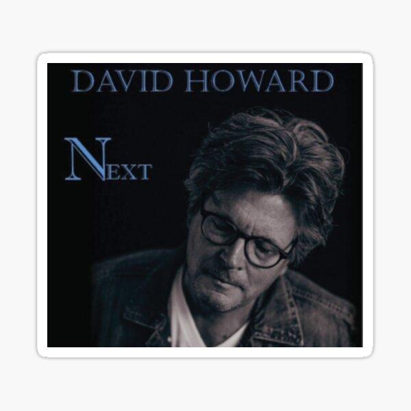 David Howard Next Sticker