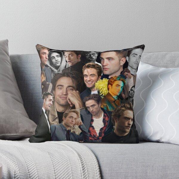 Collage de Robert Pattinson Cojín