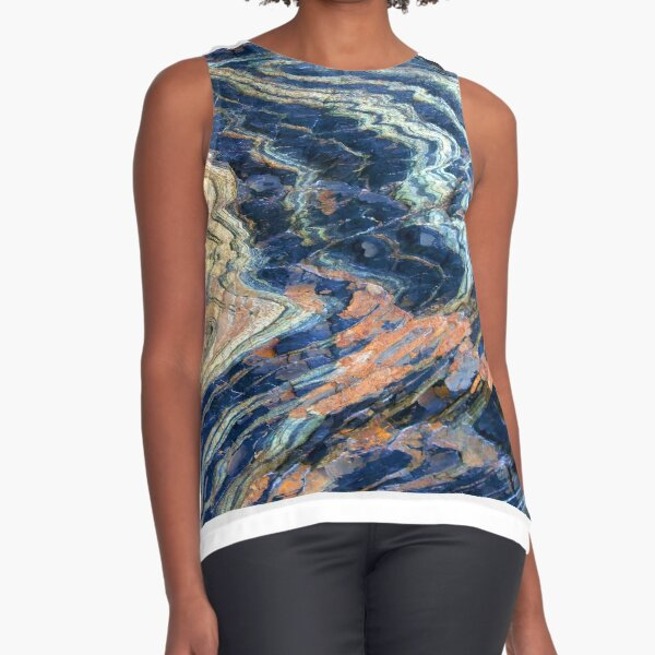 Patterns of Nature Sleeveless Top