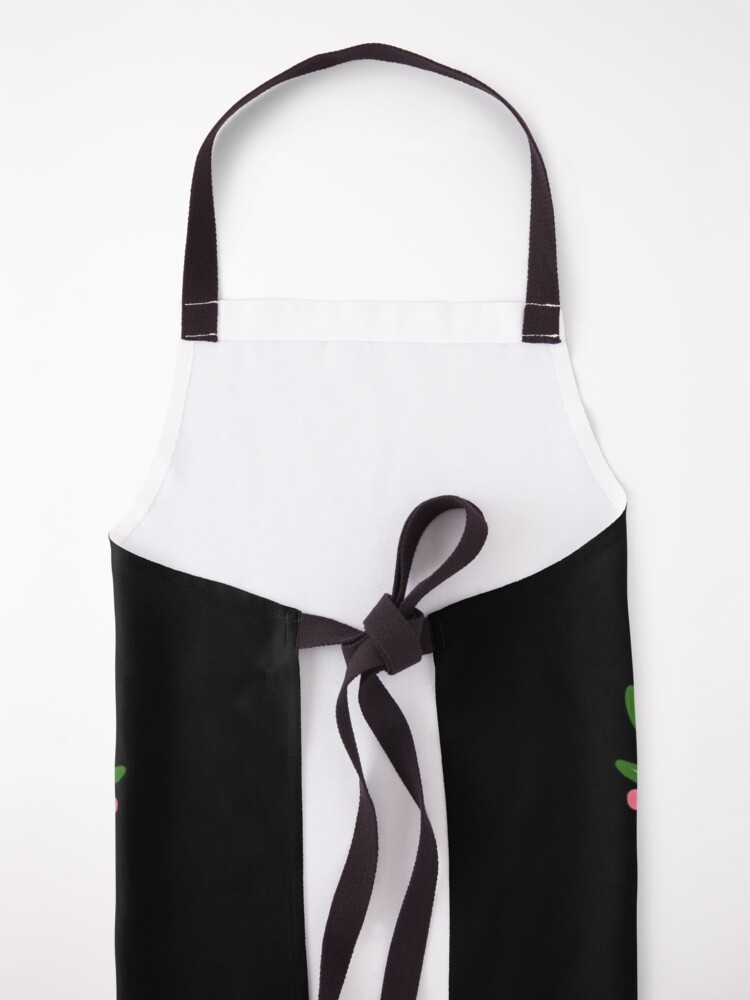 Alternate view of Dont Mess With The Mail Lady I Know Where You Live Mail Lady Gift Apron