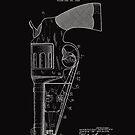 Fotoattachment für Feuerwaffen Patent - Circa 1934 von Marlene Watson