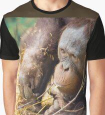 Orangutan I Graphic T-Shirt