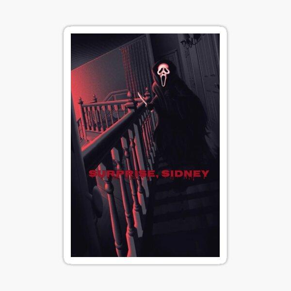 Scream 1996  Sticker