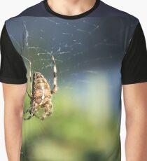 Summer Spider Graphic T-Shirt