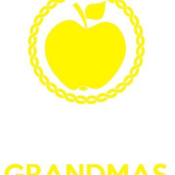 Grandmas by giftforfriend
