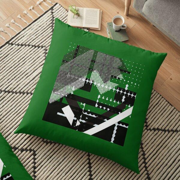 Cornerpiece Floor Pillow