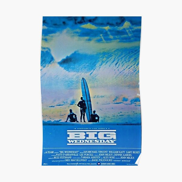 Big Wednesday Movie Poster Poster