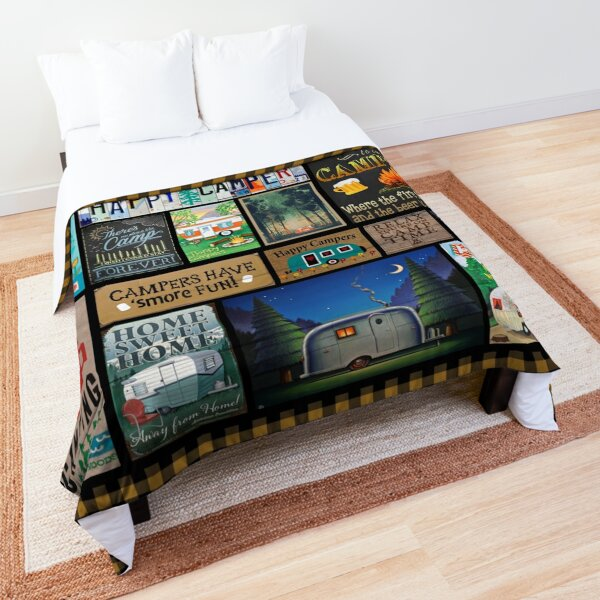 Camping - Happy Campers TL Comforter