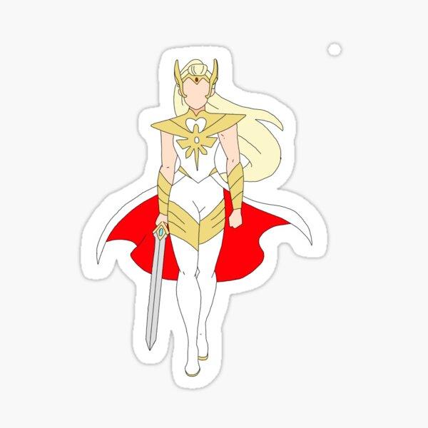 She Ra S5 Sticker