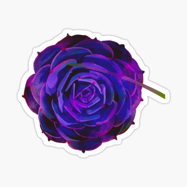 Galaxy Flower - RicoThePuppy6 Sticker