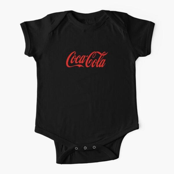 Logo Coca Cola Body manches courtes