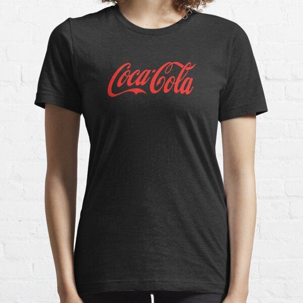 Logo de Coca Cola Camiseta esencial