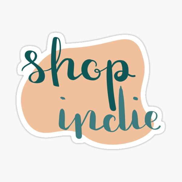 Shop Indie Sticker