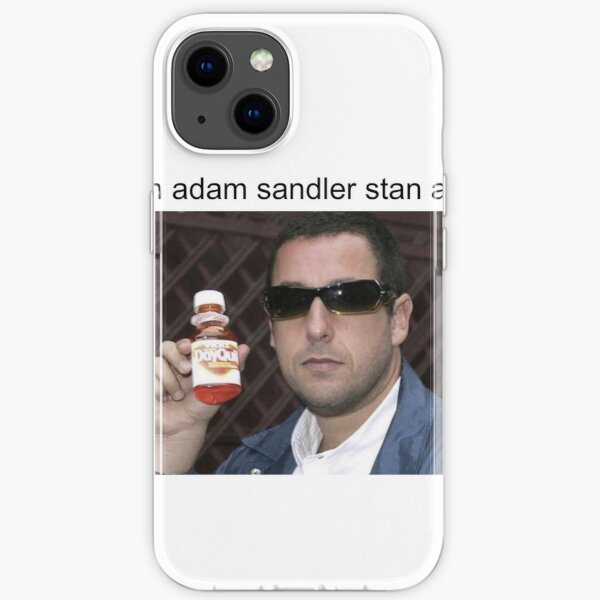 Adam sandler stan account iPhone Soft Case