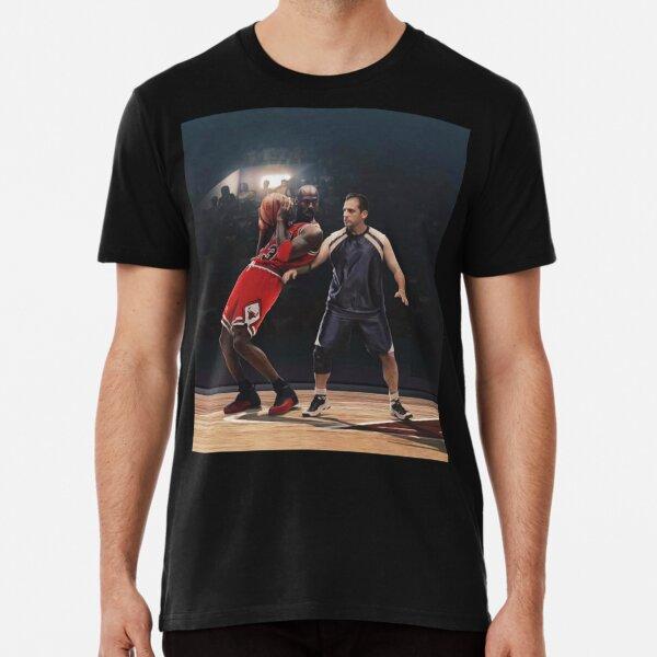 Might Be A Bball Machine (Michael Scott) Premium T-Shirt