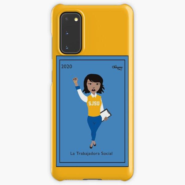 La Trabajadora Samsung Galaxy Snap Case