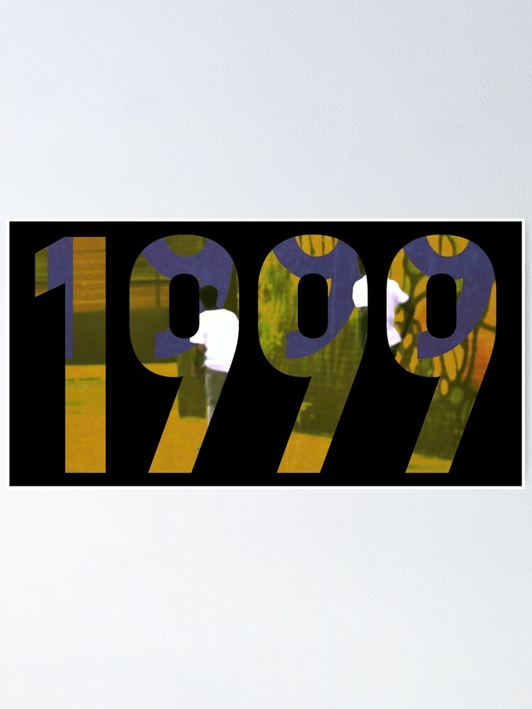 Alternate view of 1999 Poster