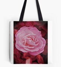 For the Love of a Rose Tote Bag