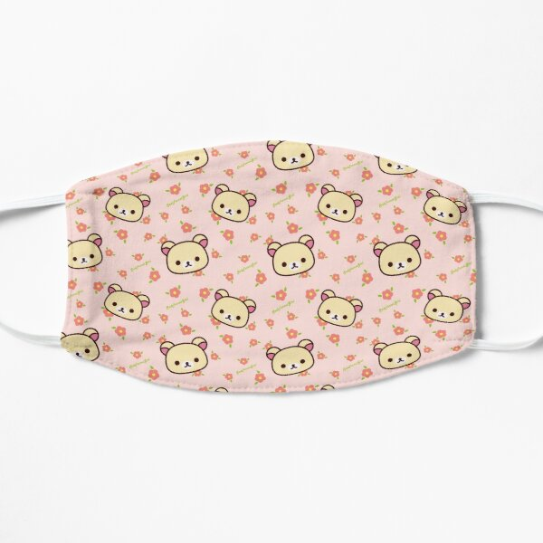 Korilakkuma - pink Flat Mask