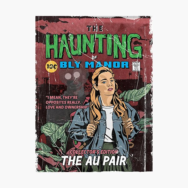 The Haunting of Bly Manor: Dani Clayton Photographic Print
